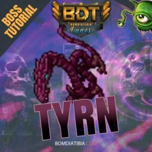 Boss Tutorial: Tyrn